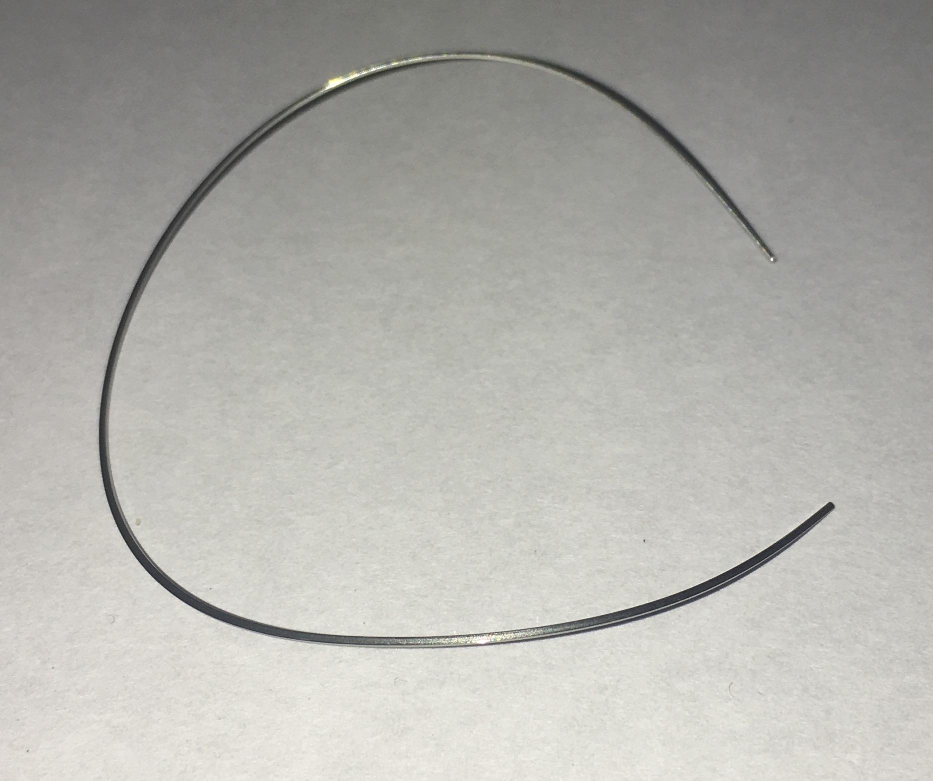 Reverse Curve - C Shape
